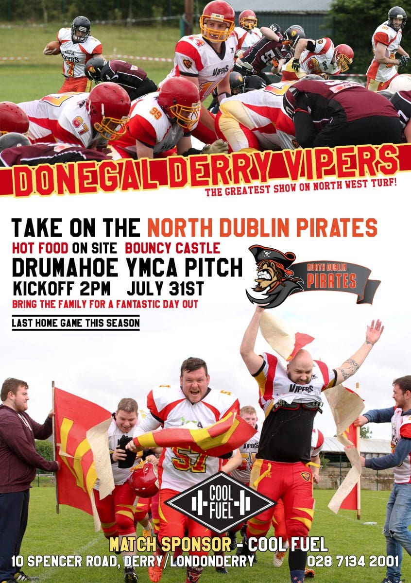 Donegal Derry Vipers