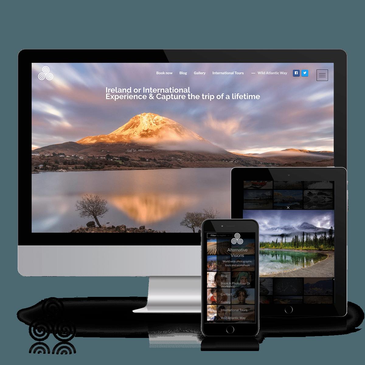 Website design service packages uk Alternative visions 1