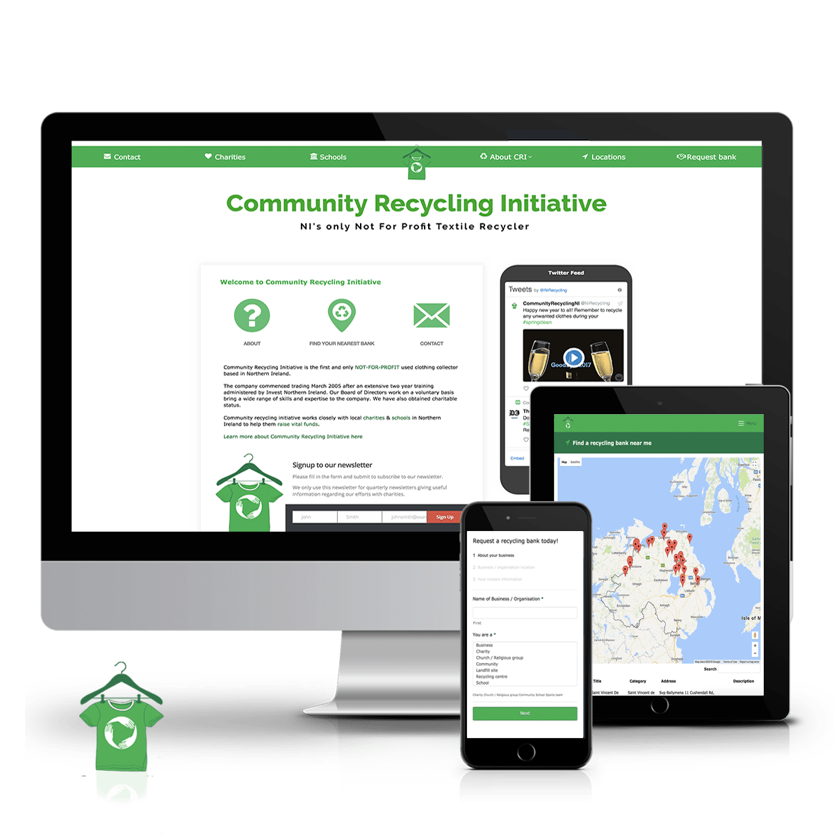 Community Recycling Initiative