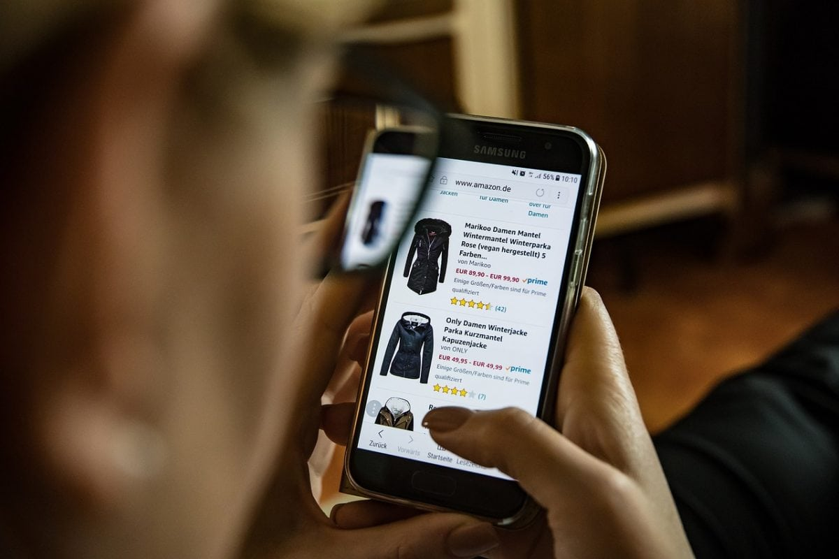 Responsive Web Design shopping habits