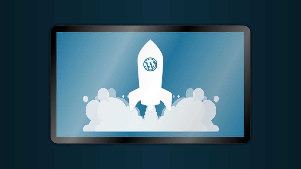 Wordpress launch